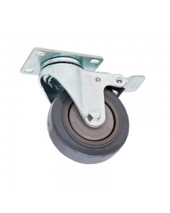 4 Inches Heavy Duty Urethane Casters - 700 Pound Capacity (Per Set).