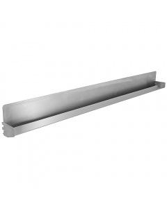 Stainless Steel Bin Box Rails - Double