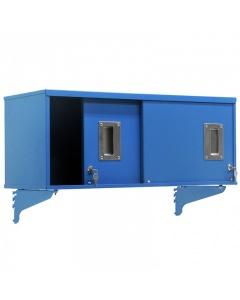 Double Door Overhead Sliding Doors Cabinets