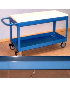 Pull Cart with ESD Laminated Top