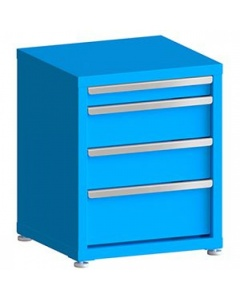 """200# Capacity Drawer Cabinet, 3"""",6"""",6"""",8"""" drawers, 27"""" H x 22"""" W x 21"""" D"""