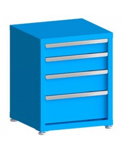 """100# Capacity Drawer Cabinet, 4"""",5"""",6"""",8"""" Drawers, 27"""" H x 22"""" W x 21"""" D"""