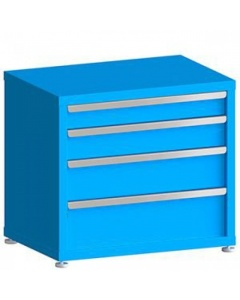 """100# Capacity Drawer Cabinet, 4"""",5"""",6"""",8"""" Drawers, 27"""" H x 30"""" W x 21"""" D"""