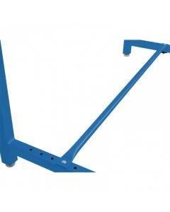 Type II Adjustable Footrest, Painted