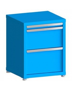 """100# Capacity Drawer Cabinet, 2"""",10"""",12"""" drawers, 28"""" H x 22"""" W x 21"""" D"""
