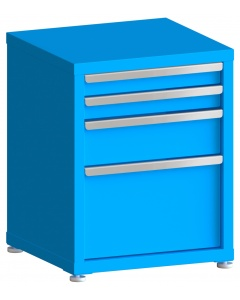"""200# Capacity Drawer Cabinet, 3"""",3"""",6"""",12"""" drawers, 28"""" H x 22"""" W x 21"""" D"""