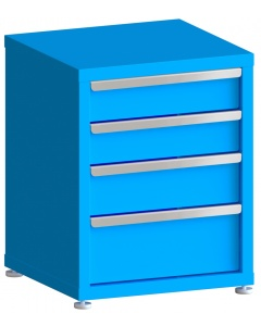 """200# Capacity Drawer Cabinet, 5"""",5"""",6"""",8"""" drawers, 28"""" H x 22"""" W x 21"""" D"""
