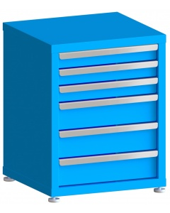 """200# Capacity Drawer Cabinet, 3"""",3"""",3"""",5"""",5"""",5"""" drawers, 28"""" H x 22"""" W x 21"""" D"""