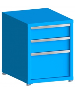 """200# Capacity Drawer Cabinet, 6"""",6"""",12"""" drawers, 28"""" H x 22"""" W x 28"""" D"""