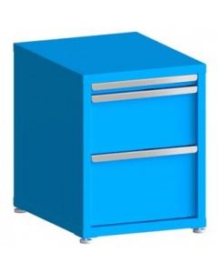 """100# Capacity Drawer Cabinet, 2"""",10"""",12"""" drawers, 28"""" H x 22"""" W x 28"""" D"""
