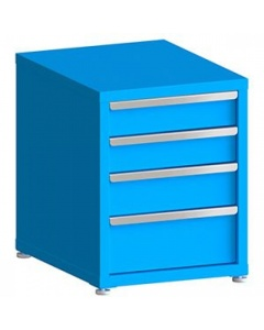 """200# Capacity Drawer Cabinet, 5"""",5"""",6"""",8"""" drawers, 28"""" H x 22"""" W x 28"""" D"""