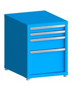 """200# Capacity Drawer Cabinet, 3"""",3"""",6"""",12"""" drawers, 28"""" H x 22"""" W x 28"""" D"""