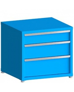 """100# Capacity Drawer Cabinet,  6"""",8"""",10"""" drawers, 28"""" H x 30"""" W x 28"""" D"""