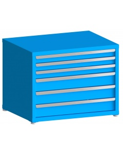 """200# Capacity Drawer Cabinet, 3"""",3"""",3"""",5"""",5"""",5"""" drawers, 28"""" H x 36"""" W x 21"""" D"""