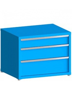 """100# Capacity Drawer Cabinet,  6"""",8"""",10"""" drawers, 28"""" H x 36"""" W x 28"""" D"""