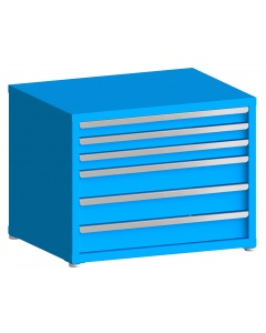 """200# Capacity Drawer Cabinet, 3"""",3"""",3"""",5"""",5"""",5"""" drawers, 28"""" H x 36"""" W x 28"""" D"""
