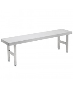 Stainless Steel Gowning Benches - Four Legs