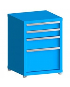 """200# Capacity Drawer Cabinet, 4"""",4"""",6"""",12"""" drawers, 30"""" H x 22"""" W x 21"""" D"""