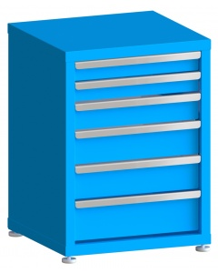 """200# Capacity Drawer Cabinet, 3"""",3"""",4"""",5"""",5"""",6"""" drawers, 30"""" H x 22"""" W x 21"""" D"""