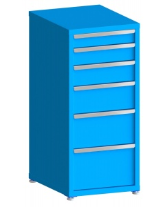 """200# Capacity Drawer Cabinet, 4"""",5"""",6"""",8"""",10"""",12"""" drawers, 49"""" H x 22"""" W x 28"""" D"""