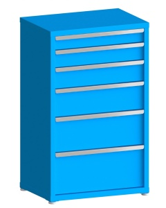 """200# Capacity Drawer Cabinet, 4"""",5"""",6"""",8"""",10"""",12"""" drawers, 49"""" H x 30"""" W x 21"""" D"""