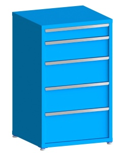 """200# Capacity Drawer Cabinet, 5"""",8"""",10"""",10"""",12"""" drawers, 49"""" H x 30"""" W x 28"""" D"""