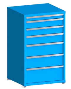 """200# Capacity Drawer Cabinet, 3"""",5"""",5"""",6"""",8"""",8"""",10"""" drawers, 49"""" H x 30"""" W x 28"""" D"""