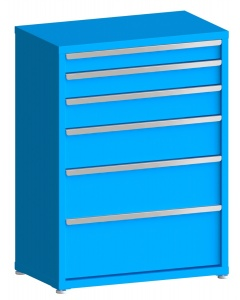 "100# Capacity Drawer Cabinet, 4"",5"",6"",8"",10"",12"" drawers, 49"" H x 36"" W x 21"" D"