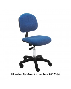Lincoln Fabric Office Desk Height Chairs