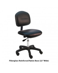 Lincoln Cleanroom Office Desk Ht. Chairs