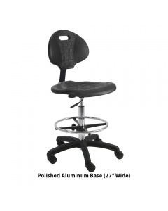 Urethane Tall Chairs with Footring
