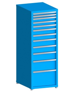 "100# Capacity Drawer Cabinet, 2"",2"",3"",3"",3"",4"",4"",5"",5"",6"",8"",12"" drawers, 61"" H x 22"" W x 28"" D"