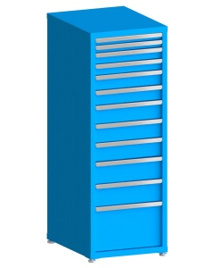 "100# Capacity Drawer Cabinet, 2"",2"",3"",3"",4"",4"",5"",5"",5"",6"",6"",12"" drawers, 61"" H x 22"" W x 28"" D"