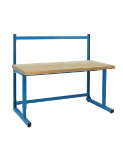 """Madison Series with 1-3/4"""" Top Urethane Protective Coating 100% Solid Maple Hardwood Top, Premium - 54"""" Height."""