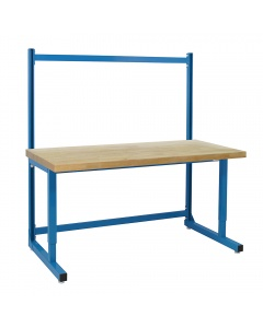 """Madison Series with 1-3/4"""" Top Urethane Protective Coating 100% Solid Maple Hardwood Top, Premium - 66"""" Height."""