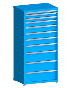 "100# Capacity Drawer Cabinet, 2"",3"",3"",4"",5"",5"",5"",6"",8"",8"",8"" drawers, 61"" H x 30"" W x 21"" D"