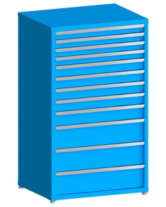 """200# Capacity Drawer Cabinet, 3"""",3"""",3"""",3"""",4"""",4"""",4"""",4"""",5"""",8"""",8"""",8"""" drawers, 61"""" H x 36"""" W x 28"""" D"""