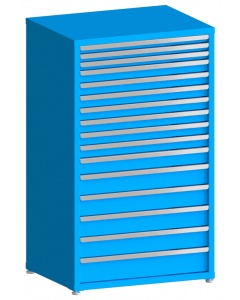 "100# Capacity Drawer Cabinet, 2"",2"",2"",3"",3"",3"",3"",3"",3"",3"",4"",5"",5"",5"",5"",6"" drawers, 61"" H x 36"" W x 28"" D"