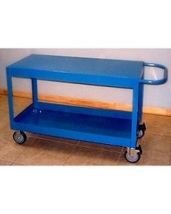 Cart with Platform Top