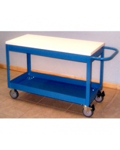 Pull Cart with Laminated Top