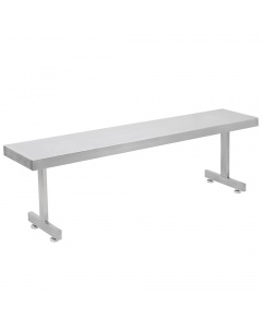Stainless Steel Gowning Benches - Two Legs