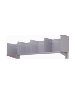 Roosevelt Top Bin Shelves