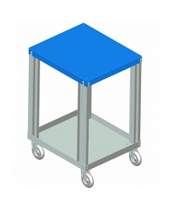 """Adjustable Shelves and Carts 12"""" D x 18"""" W x 27"""" H"""