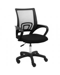 Truman Fabric Desk Height Chair