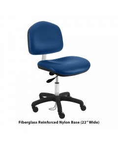 Washington Vinyl ESD Office Desk Ht. Chairs