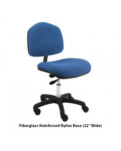 Washington Fabric Office Desk Height Chairs