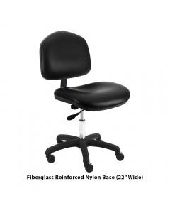 Washington Vinyl Office Desk Height Chairs