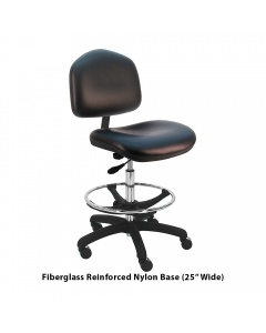 Washington Cleanroom Office Tall Chairs