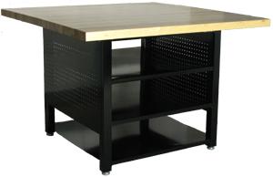 Workbench -  Custom Work